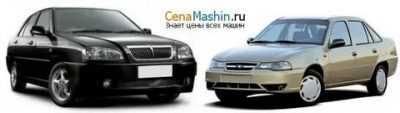 Статьи: Daewoo Nexia против китайского автомобиля Chery Amulet