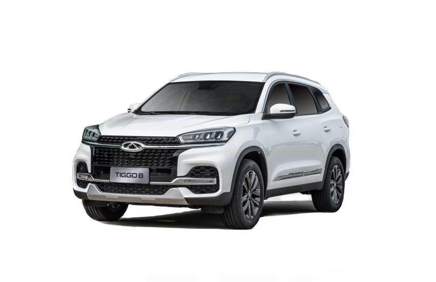 Chery Tiggo 8 в Украине: цены и комплектации | Китайские автомобили